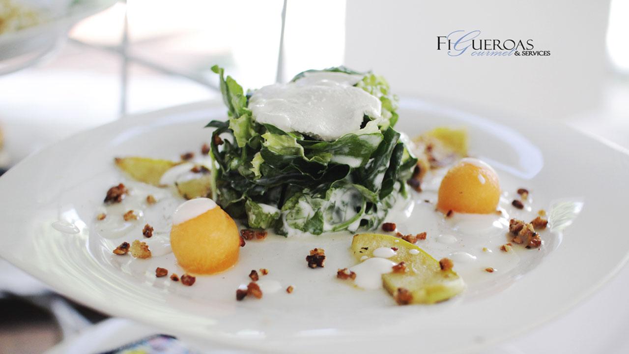 Banquetes y Catering - Figueroas Gourmet Services