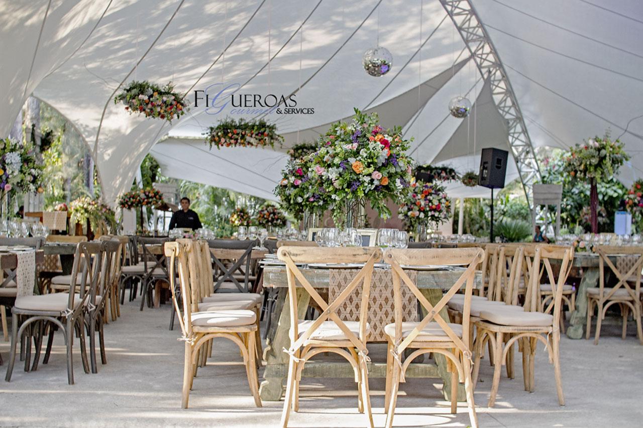 Jardín de Eventos La Cañadita - Figueroa's Gourmet Services