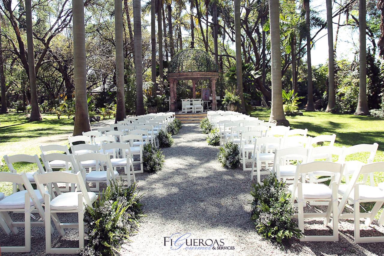 Jardín de Eventos Rincón Dorado - Figueroa's Gourmet Services