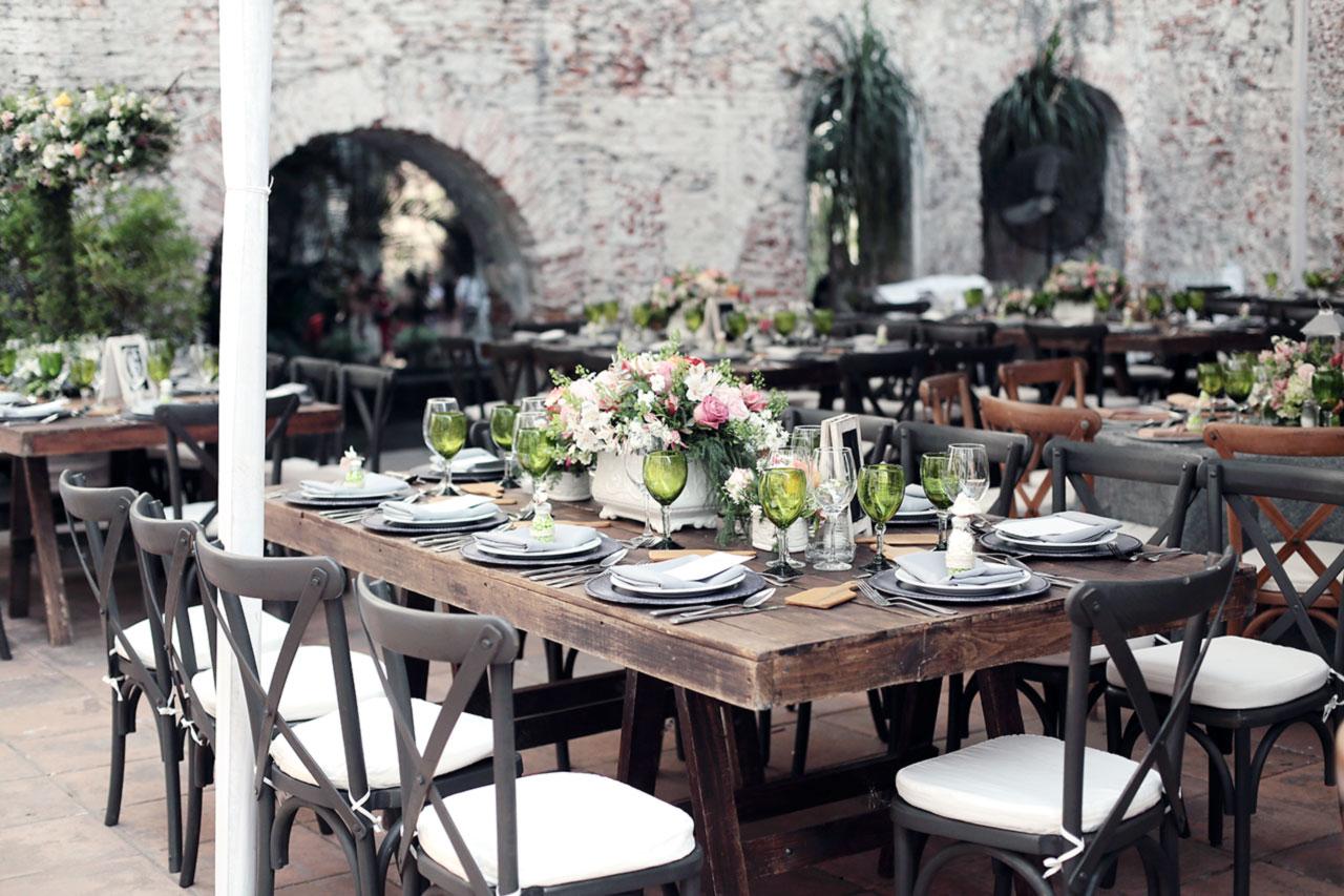 Jardín de Eventos Hacienda San Carlos - Figueroa's Gourmet Services