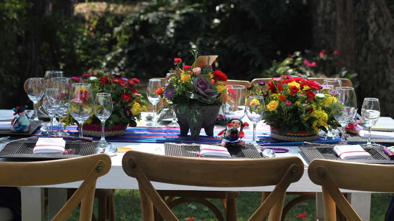 Hacienda San Gaspar - Figueroa's Gourmet Services