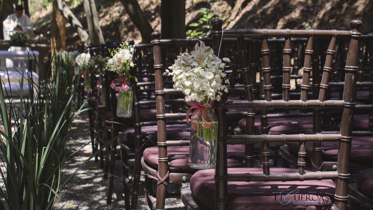 Jardín de Eventos El Suspiro - Figueroa's Gourmet Services