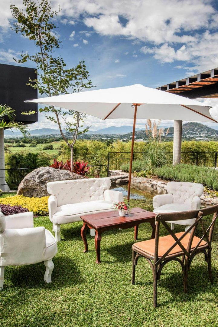 Jardín Piedra Alta - Figueroa's Gourmet Services
