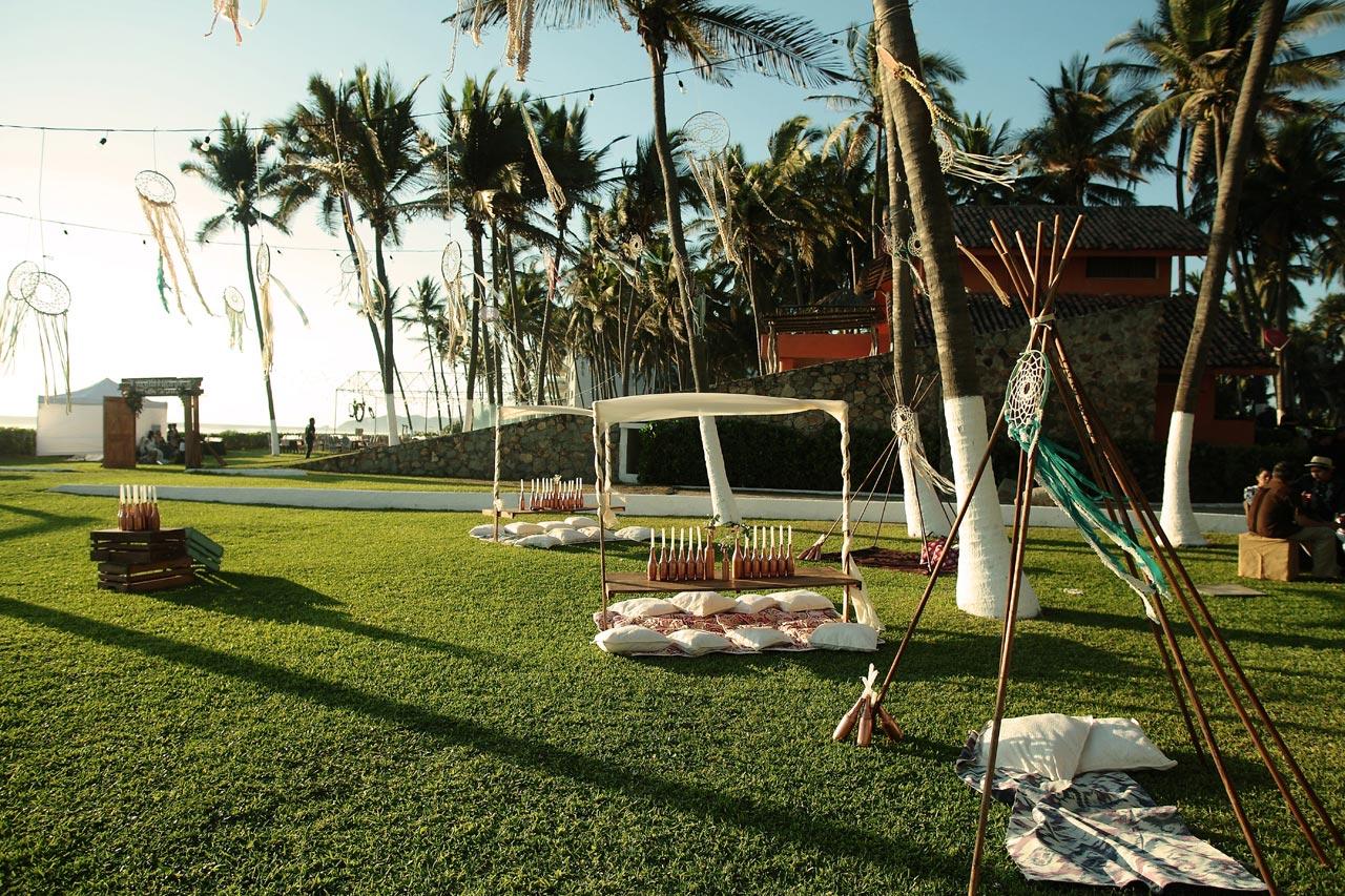 Jardín San Vicente - Figueroa's Gourmet Services