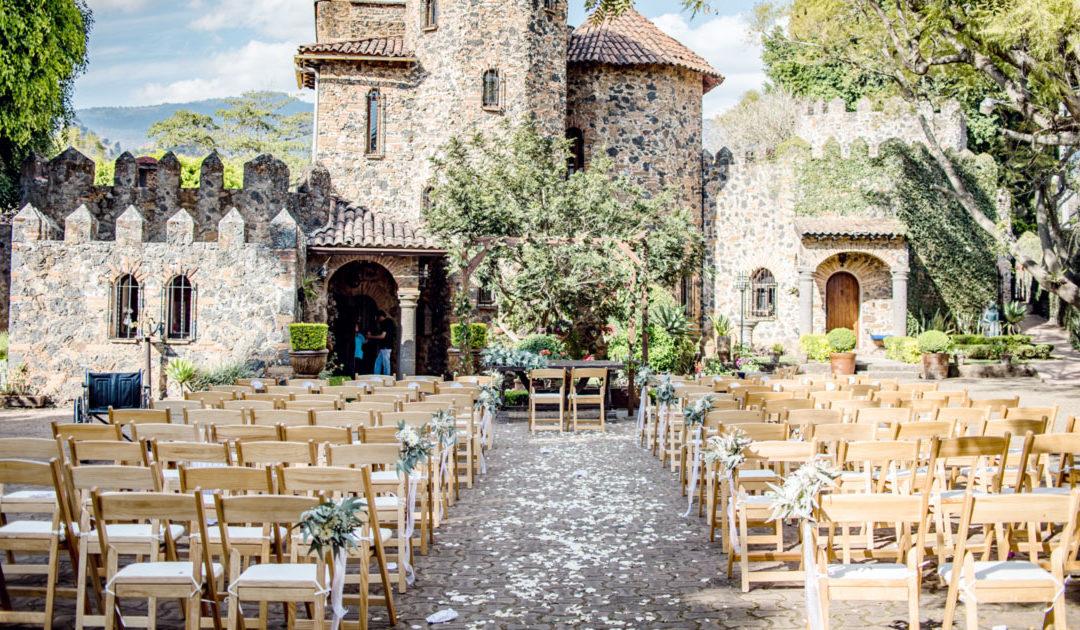 El lugar ideal para mi boda