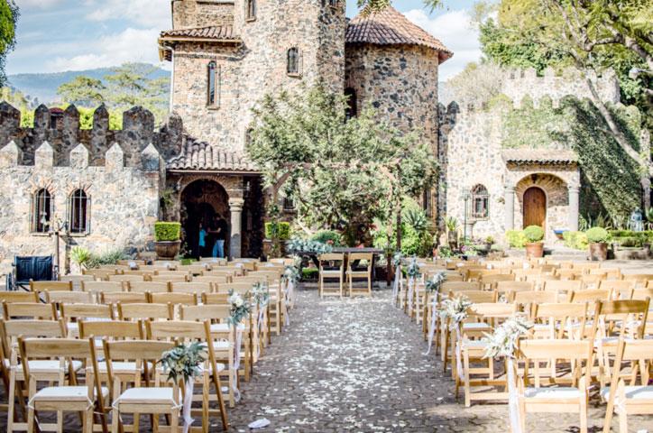 El lugar ideal para mi boda - Figueroas Gourmet