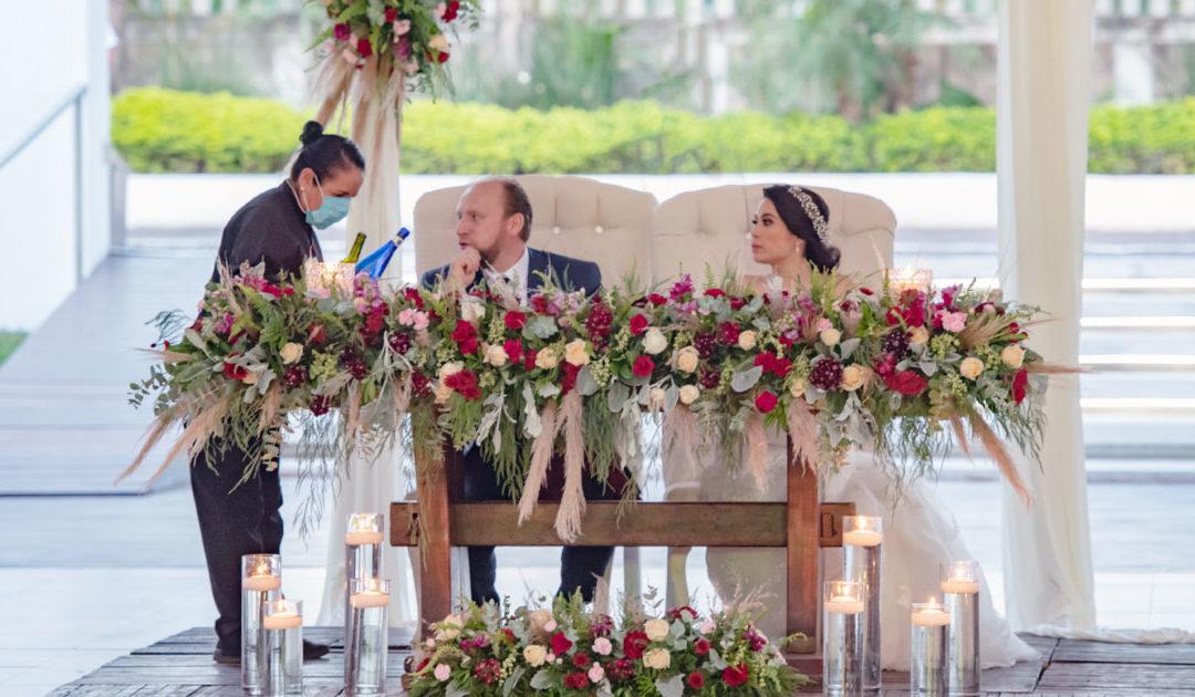 Mi boda después de la pandemia