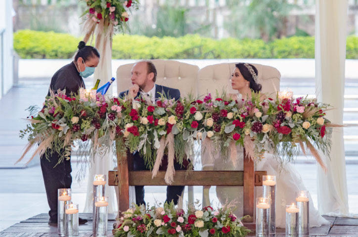 Mi boda después de la pandemia - Figueroas Gourmet